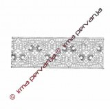 405101 - Band lace - 9 cm