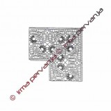 405102 - Corner for band lace -