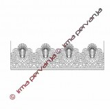 410003 - Metrska čipka - 7 cm