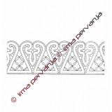 410601 - Band lace - 10 cm