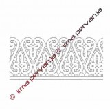 410608 - Band lace - 13,5 cm