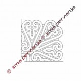 410609 - Corner for band lace -
