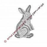 501901 - Rabbit - 20 cm