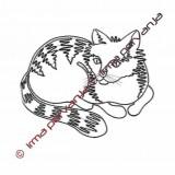 503001 - Cat - 28 cm
