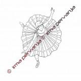 503102 - Ballet dancer - 25 cm