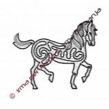 507601 - Pferd - 26 cm
