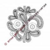 508101 - Mistletoe - 17 cm