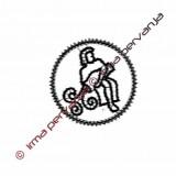 508811 - Vodnar - horoskop - 8 cm