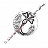 130207 - Motivo inserto en círculo - 7 cm