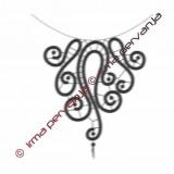 131101 - Halskette - 8 cm