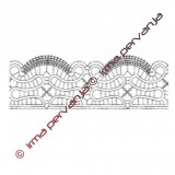 405901 - Band lace - 6 cm