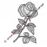 501301 - Rose - 24 cm