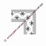 413902 - Band lace corner