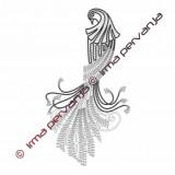 509401 - Rajska ptica - 34 cm