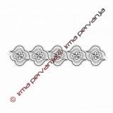 414702 - Band lace - 10 cm