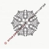123705 - Motiv za v obročke - 7 cm
