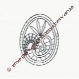 125701 - Uovo pasquale - 6 cm