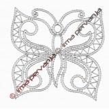110901 - Butterfly - 15 cm