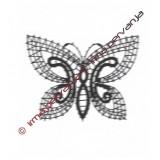126402 - Butterfly - 9 cm