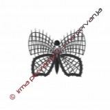 130502 - Farfalla - 5,5 cm