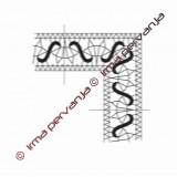 136405 - Band lace corner