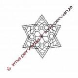 124401 - Star - 6 cm