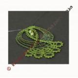 138401 - Patrón de colgante - 6,5 cm