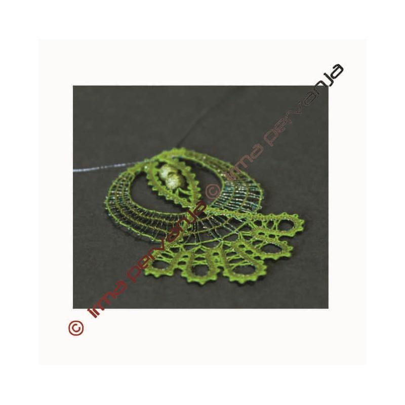 138401 - Pattern for pendant - 6,5 cm