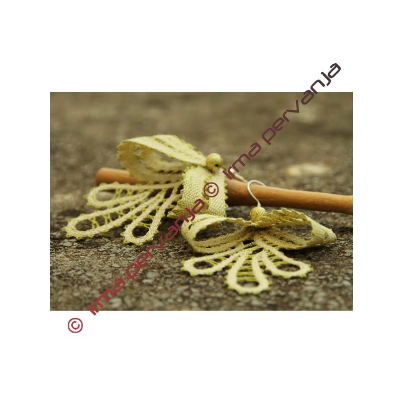 139402 - Disegno per orecchini - 6 cm