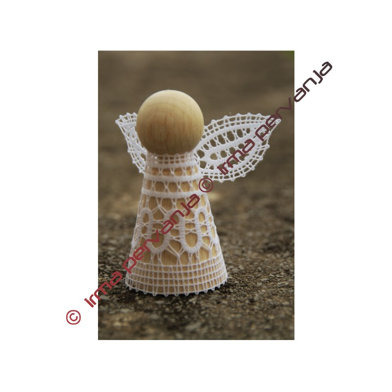 139303 - Pattern for Angel - height 5 cm