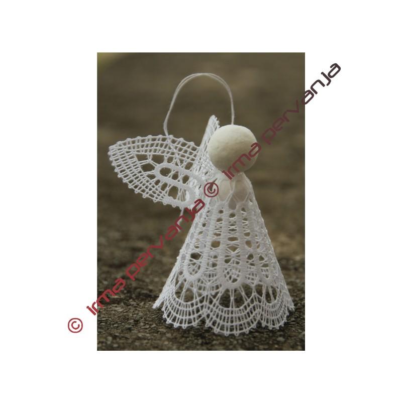 139302 - Vzorec za angelčka - viš. 6,5 cm