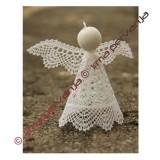 139301 - Vzorec za angelčka - viš. 6,5 cm