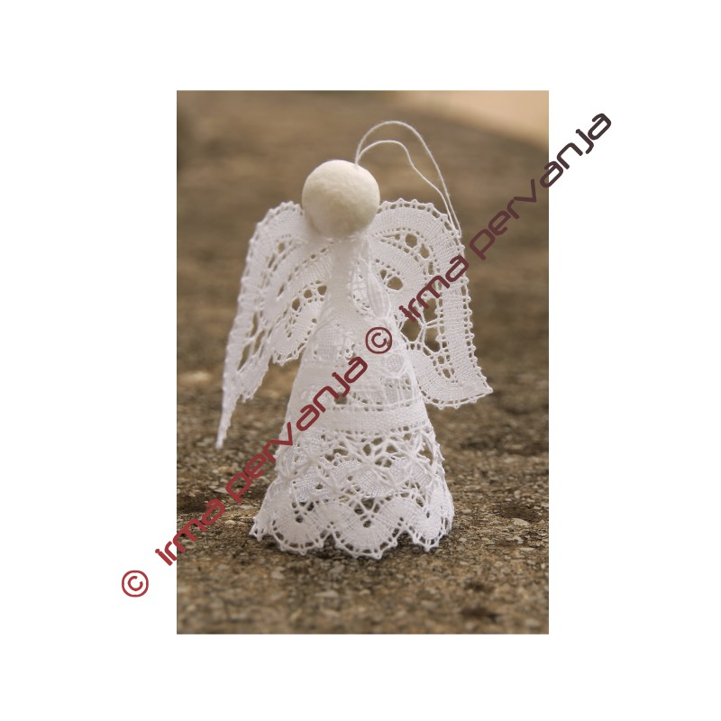 139201 - Pattern for Angel - 12 x 15 cm