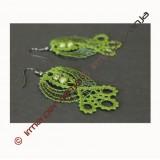 138402 - Pattern for earring - 5,5 cm