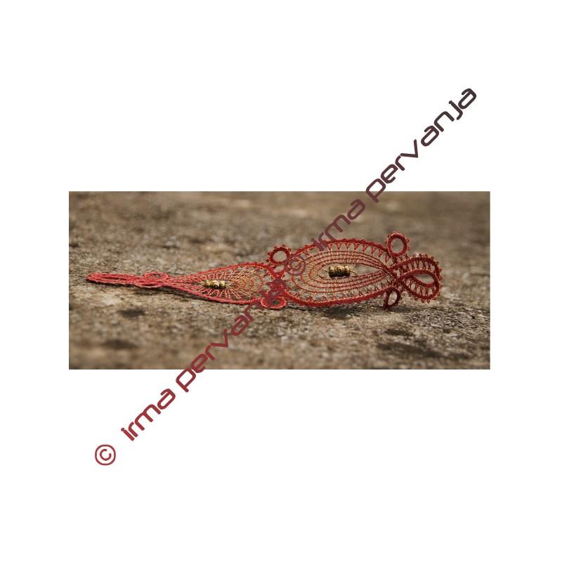 138503 - Vzorec za zapestnico - 17,5 cm