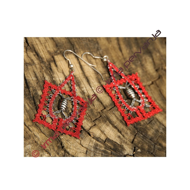 138702 - Pattern for earring - 5 cm