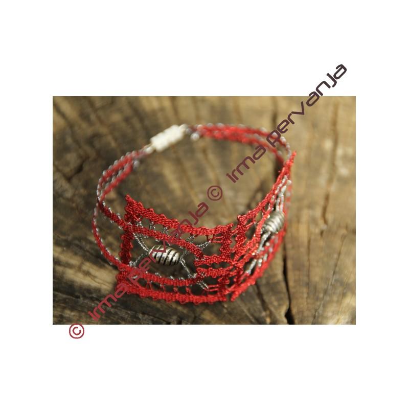 138703 - Pattern for bracelet - 17,5 cm