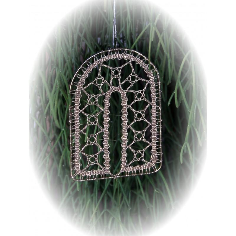 139804 - Motiv za obročke - 7,5 cm
