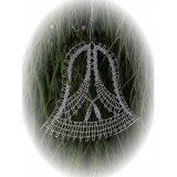 139706 - Motiv za obročke - 8 cm