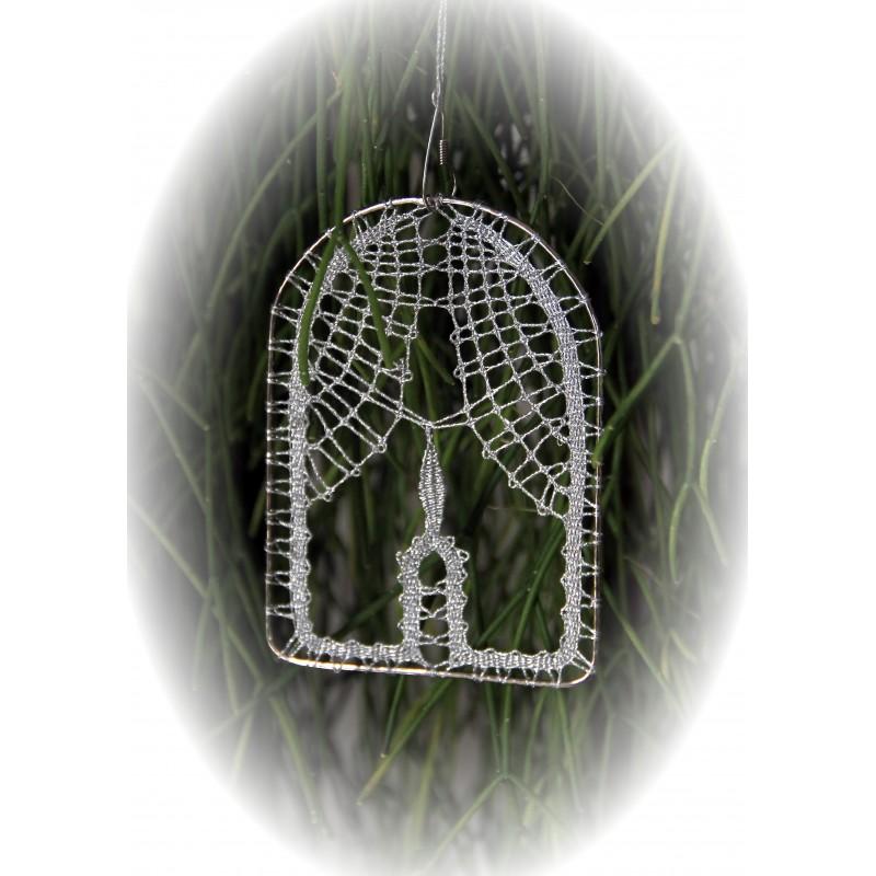 139704 - Motiv za obročke - 7,5 cm