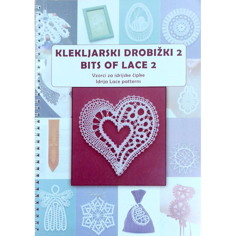 KLEKLJARSKI DROBIŽKI 2 - BITS OF LACE 2