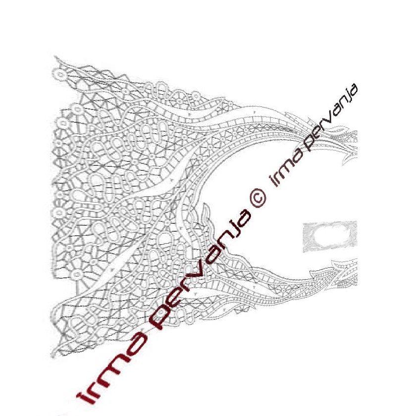 415701 - Prtiček - tekač - 1/3 od 28 x 82 cm