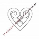 125101 - Heart - 8 cm