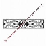 140101 - Zapestnica za obroč - 3,5 x 16 cm