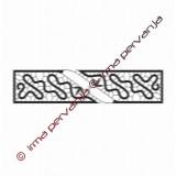140102 - Zapestnica za obroč - 3,5 x 16 cm