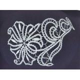 139901 - Pattern for carnation - Slovenia - 17,5 cm