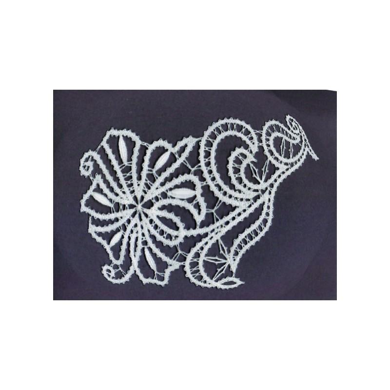 139901 - Disegno per garofano - Slovenia - 17,5 cm