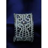 140101 - Vzorec za zapestnico za obroč - 3,5 x 16 cm
