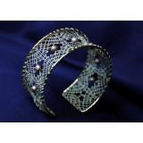 140201 - Pattern for bracelet - 3 x 18 cm