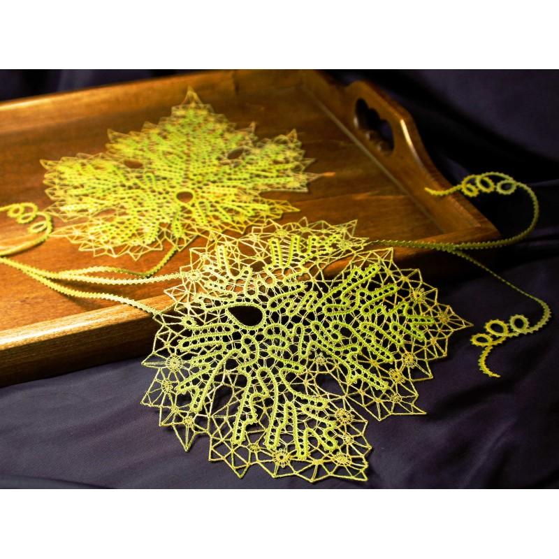 509701 - Pattern - vine leaves - 27 x 34 cm